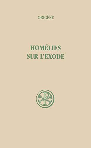9782204024549: Hom�lies sur l'Exode