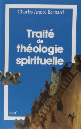 9782204024747: Traite de theologi spirituelle (Théologies)