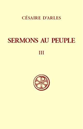 9782204026260: Sermons au peuple - tome 3 (Sermons 56-80) (3)