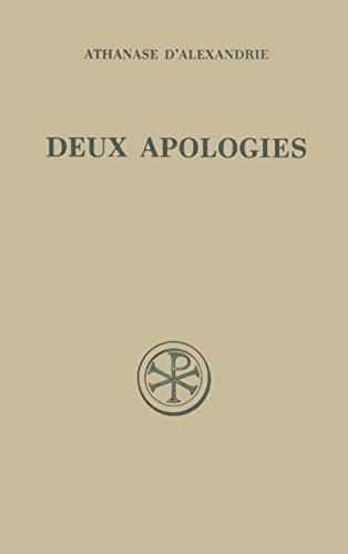 9782204026956: Deux apologies (Sources chrétiennes) (French Edition)