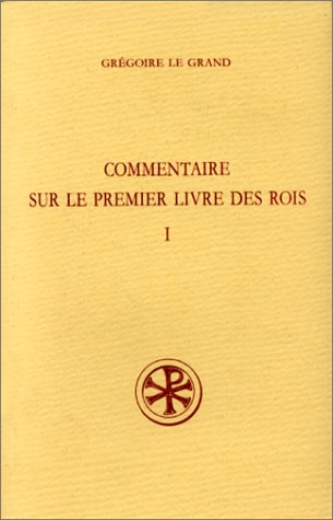 9782204031554: COMMENTAIRE SUR LE PREMIER LIVRE DES ROIS. Tome 1, Préface au chapitre 2,28, Edition bilingue français-latin