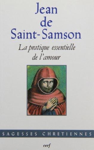 9782204031721: La pratique essentielle de l amour (French Edition)
