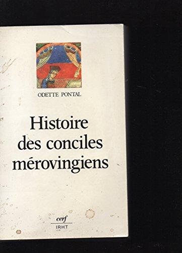 9782204031912: Histoire des conciles mérovingiens (Histoire / Cerf)