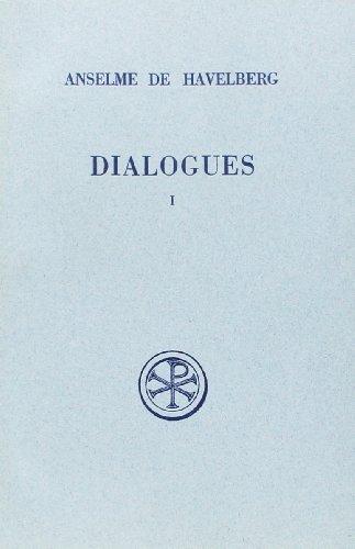 9782204034425: Dialogues  livre I :  renouveau dans l eglise  texte latin  note preliminaire  traduction  notes e (Sources Chr�tiennes)