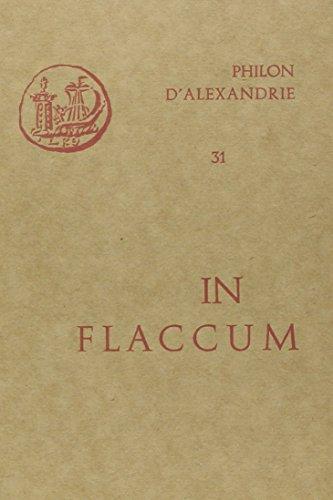 9782204037440: Oeuvres de Philon d'Alexandrie. In Flaccum, volume 31