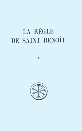 9782204037761: La règle de saint Benoît, tome 1
