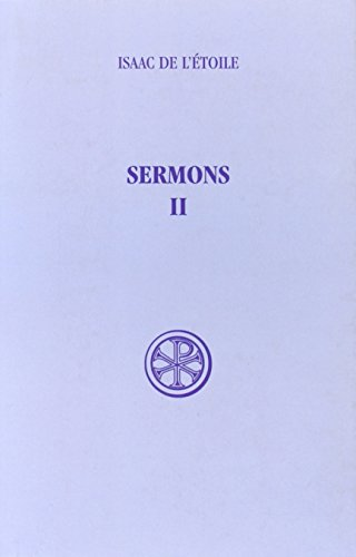 9782204038102: Sermons II source chretienne 207 (French Edition)