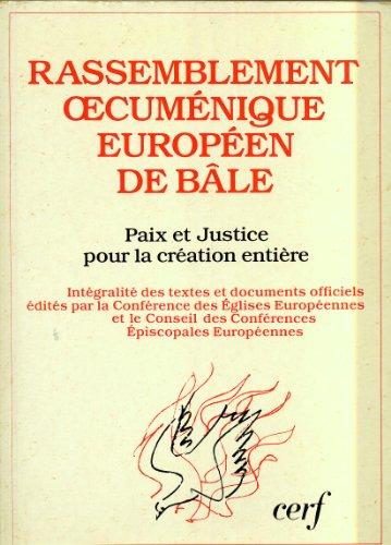9782204040433: PAIX ET JUSTICE POUR LA CREATION ENTIERE. : Intégralité des textes et documents officiels
