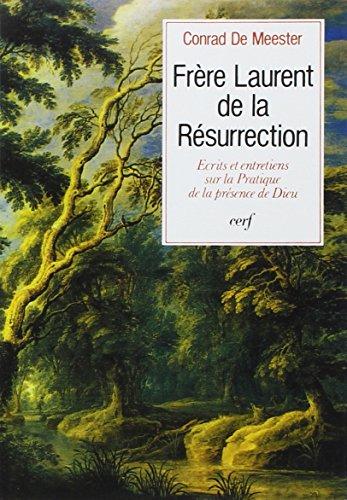 9782204043366: Écrits et entretiens sur la pratique de la présence de Dieu (Epiphanie biographies)