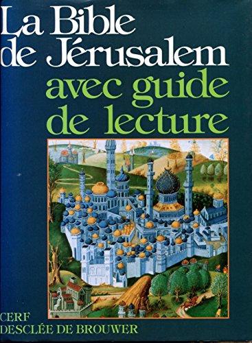 la bible de jerusalem gratuitement
