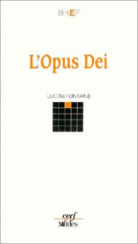 9782204048590: L'Opus Dei