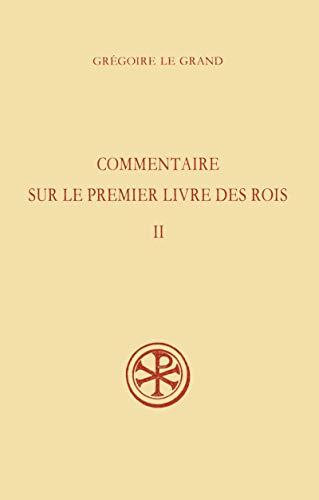 9782204048996: COMMENTAIRE SUR LE PREMIER LIVRE DES ROIS. Tome 2, Chapitres 2, 29 à 3,37, Edition bilingue français-latin