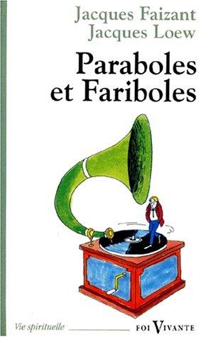9782204049078: Paraboles et fariboles