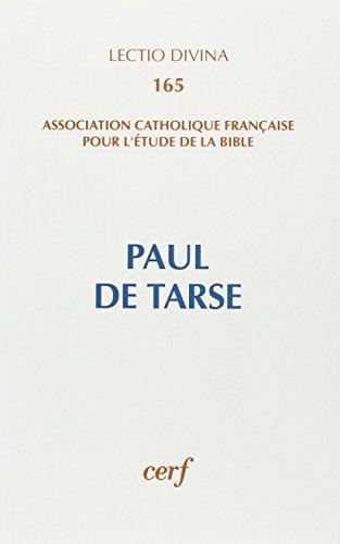 9782204053846: Paul de Tarse