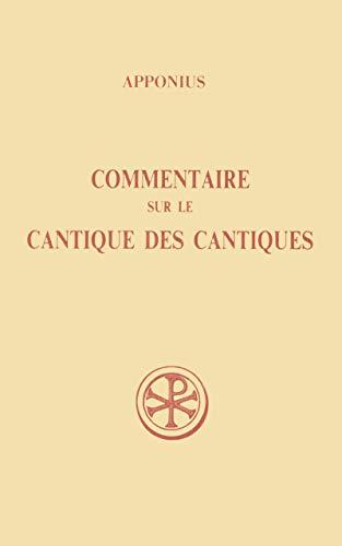 9782204057097: COMMENTAIRE SUR LE CANTIQUE DES CANTIQUES. Tome 2, Livres 4 à 8, Edition bilingue français-latin