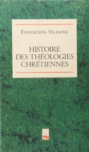 9782204058339: HISTOIRE DES THEOLOGIES CHRETIENNES
