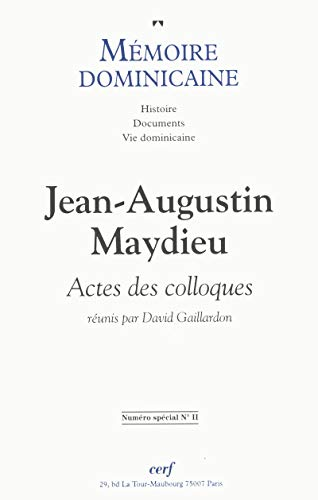 9782204059213: M�moire dominicaine n� 11 : Jean-Augustin Maydieu, 1900-1955