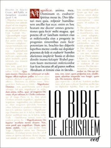 9782204061629: Bible de Jérusalem