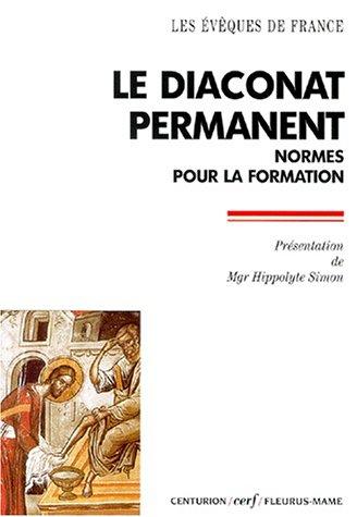9782204065122: Le Diaconat permanent, normes pour la formation