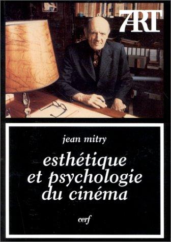 9782204066259: Esthétique et psychologie du cinéma