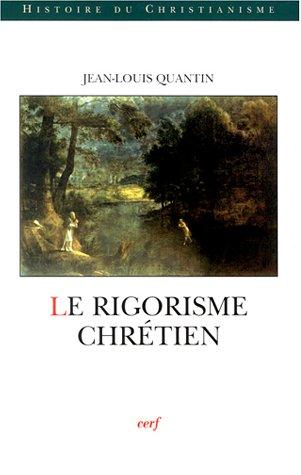 9782204067201: Le Rigorisme chr�tien