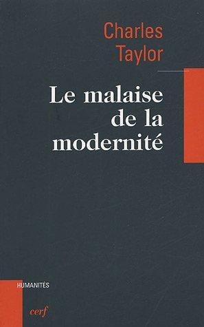 9782204070669: Le Malaise de la modernité
