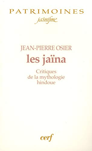 9782204072052: Les Jaina (French Edition)