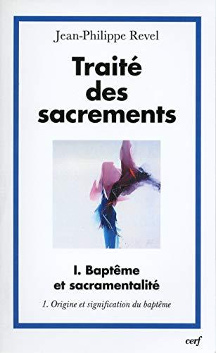 9782204072885: Traite des sacrements (French Edition)