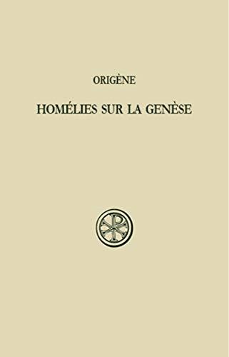 9782204072892: Homelies sur la Genese