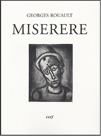 Miserere (French edition) (9782204073608) by GEORGES ROUAULT