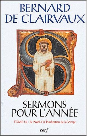 9782204073660: Sermons pour l annee tome I II sc481 (Sources Chrétiennes)