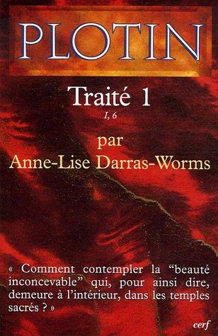 9782204075138: Traité 1 (I, 6)