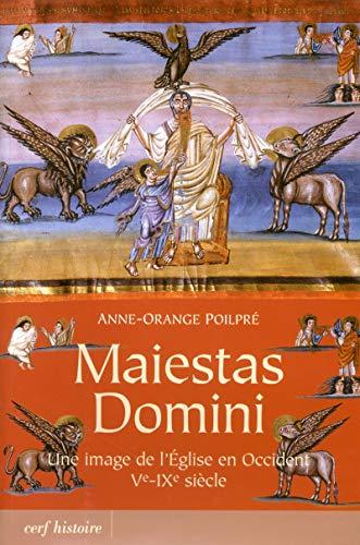9782204075718: Maiestas Domini : Une image de l'Eglise en Occident (Ve-IXe si�cle) (Histoire)