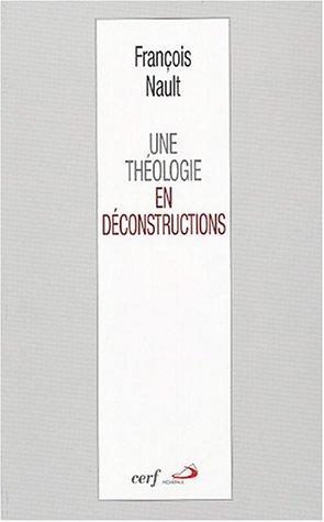 9782204075930: theologie en deconstructions