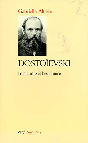 9782204076531: Dostoievski (French Edition)