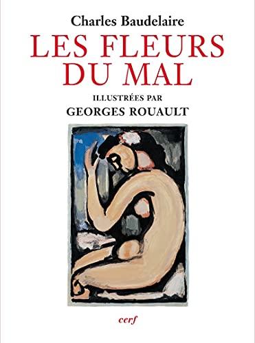 9782204078290: Les fleurs du mal illustrées par Georges Rouault (French Edition)