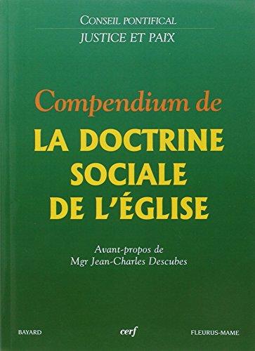 9782204078870: Compendium de la Doctrine sociale de l'Eglise