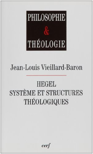 9782204081962: Hegel (French Edition)