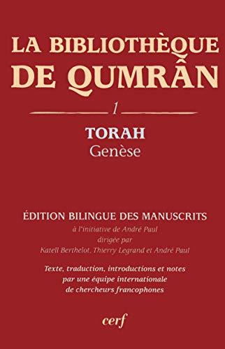 9782204083058: La Bibliothèque de Qumrân, 1
