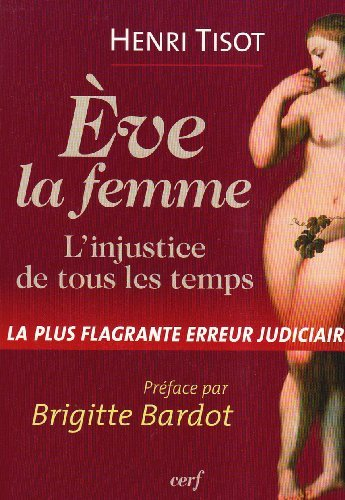 9782204083720: Eve, la femme (French edition)