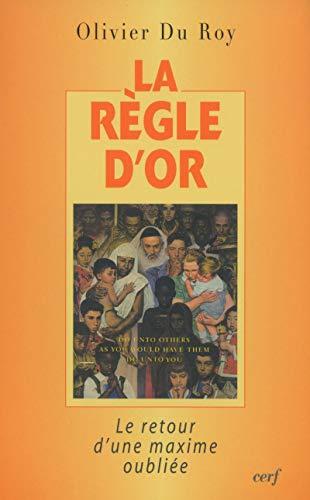 9782204084277: La règle d'or (French edition)