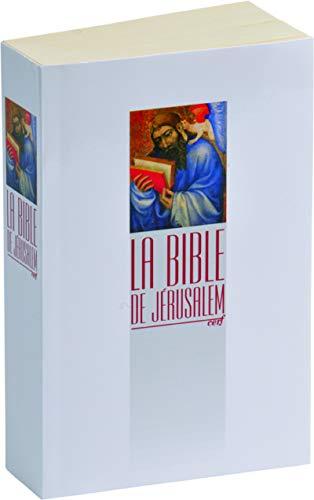 9782204084307: la bible de jérusalem