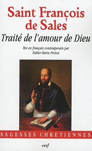 9782204086769: Traite de l'amour de Dieu, mis en francais contemporain.