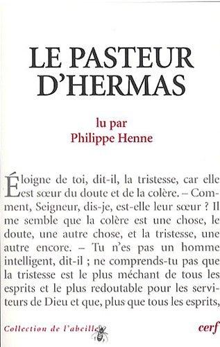 9782204091619: Le pasteur d'hermas
