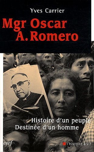 9782204091657: Mgr Oscar A. Romero (French Edition)
