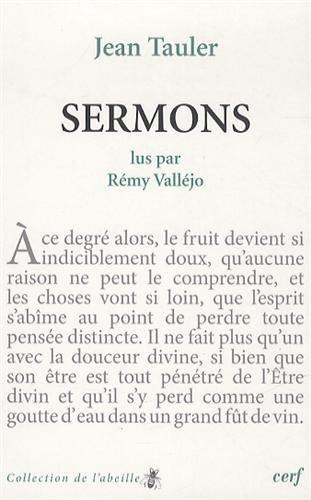 9782204091763: Sermons