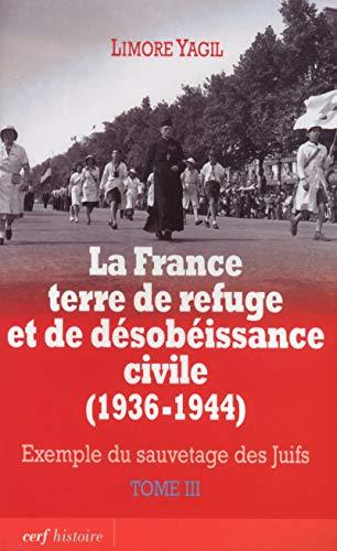 9782204093941: la france terre de refuge et de desobeissance civile