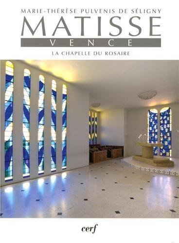 9782204100946: Matisse. vence