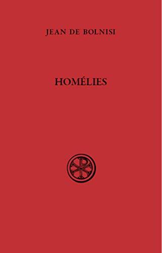 HOMELIES: BOLNISI JEAN