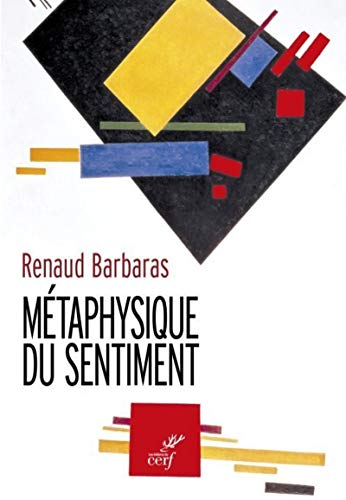 METAPHYSIQUE DU SENTIMENT: BARBARAS REANAUD